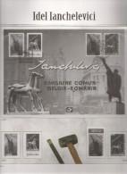 Belgique - DAVO Luxe - Supplément Extra 2004 - Emission Commune Avec La Roumanie - Albums & Reliures