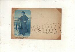 Challans (85) : GP D'un Maraichin En 1905 (animé) CP PHOTO RARE PF. - Challans