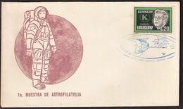 Uruguay - 1969 - FDC - Cachets Spéciaux - John F. Kennedy - A1RR2 - Kennedy (John F.)