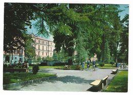 7107 - AVELLINO VILLA COMUNALE 1967 - Avellino