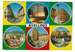 7108 - AVELLINO 6 VEDUTE 1984 - Avellino