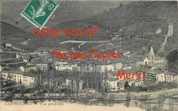 04 ☺♦♦ CASTELLANE < RARE VUE GENERALE - Castellane