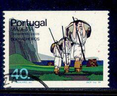 ! ! Portugal - 1984 Tranports - Af. 1681a - Used - 1910-... République