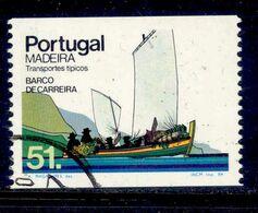 ! ! Portugal - 1984 Tranports - Af. 1682a - Used - 1910-... République