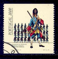 ! ! Portugal - 1985 Military Uniforms - Af. 1683a - Used - 1910-... République