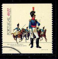 ! ! Portugal - 1985 Military Uniforms - Af. 1684a - Used - 1910-... République