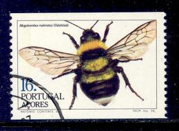! ! Portugal - 1984 Insects - Af. 1672a - Used - 1910-... République