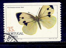 ! ! Portugal - 1984 Insects - Af. 1673a - Used - 1910-... République