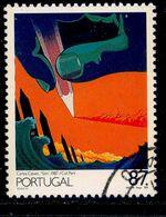 ! ! Portugal - 1989 Paintings - Af. 1901 - Used - 1910-... République