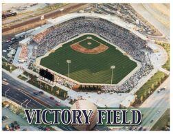 (I 20) USA - Stadium Victory Field In Indianapolis - Estadios