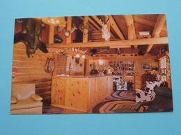 Lobby, WAGON WHEEL VILLAGE Motel And Restaurant JACKSON ( Mike Roberts ) Anno 19?? ( See/zie/voir Photo ) ! - Other