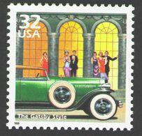 USA 1998 MiNr. 2952 Celebrate The Century Gatsby Style Fashion Car Transport 1v MNH ** 0,80 € - Costumes