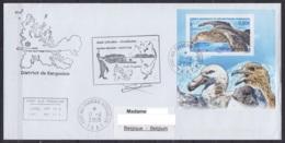 TAAF - Kerguelen – Réserve Naturelle & Ornithologie OrnithoKer + Sign. 69e Mission Oblit Port-aux-Français 17-4-2019 - French Southern And Antarctic Territories (TAAF)