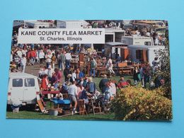 KANE COUNTY FLEA MARKET St. Charles Illinois ( Calendar ) Anno 1994/95 ( See/zie/voir Photo ) ! - Autres