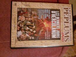 Dvd  Les Derniers Jours D'herculanum   Vf - Classic