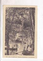 CPA DPT 64 ST CHRISTAU, LA RIVIERE - Francia