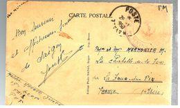 35670 - De SAIGON - Postmark Collection (Covers)