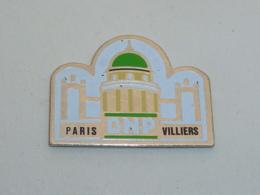 Pin's BNP DE PARIS VILLIERS - Banken