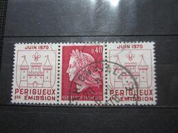 """VEND BEAU TIMBRE DE FRANCE N° 1643 , OBLITERATION """" THIONVILLE """" !!! - 1967-70 Marianne De Cheffer"""