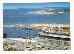 14 Ouistreham Riva Bella N°1227 Vue Aérienne Port Ecluse En 1976 Chapiteau Manège Phare Voiliers Régates - Ouistreham