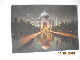 Taj Mahal By Moon Light. - Indien