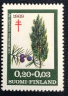 Finland - Suomi - P2/17 - MNH - 1969 - Michel Nr. 657 - Steunfonds Tuberculose - Cat € 2,00 - Finnland
