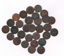 1 PFENNIG LOT 1874-1950 DUITSLAND /6401/ - [ 2] 1871-1918 : German Empire