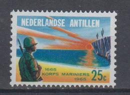 NETHERLANDS ANTILLES 1965 MARIN CORPS - Curaçao, Nederlandse Antillen, Aruba