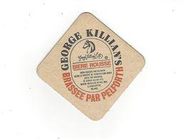 SOUS BOCKS  BIERE GEORGE KILLIAN S PELFORTH   *****  RARE       A  SAISIR  ***** - Beer Mats
