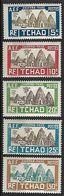 TCHAD TAXE N°12 A 16 N* - Tschad (1922-1936)