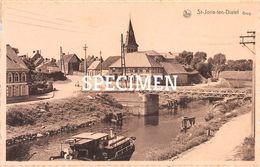 Brug - Sint-Joris Ten Distel - Beernem