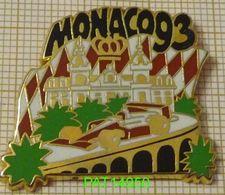 F1 MONACO 93 1993 - F1