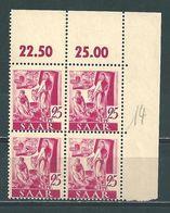 Saar MiNr. 216 III **   (sab19) - 1947-56 Occupation Alliée