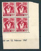 Saar MiNr. 214 Br **   (sab21) - 1947-56 Occupation Alliée