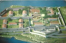 Menorca. Puerto De Mahon. Lazareto. Años 70. - Menorca