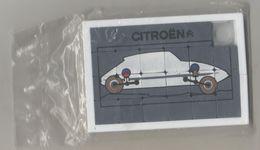 Publicité Citroën DS. Jeu De Pousse-pousse. Neuf Dans Son Emballage. Rare - Andere