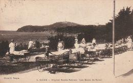 (VAR) GIENS Hopial Renée Sabran, Les Bains De Soleil - Autres Communes