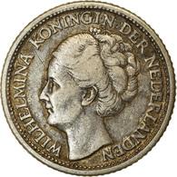 Monnaie, Curacao, 1/4 Gulden, 1944, Denver, USA, TTB, Argent, KM:44 - Curacao