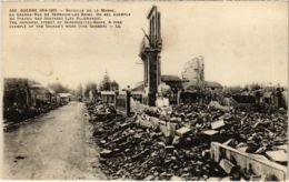 CPA Militaire -la-GRANDE-Rue De SERMAIZE-les-BAINS (91726) - Sermaize-les-Bains