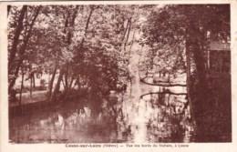 58 - Nievre - COSNE SUR LOIRE  -  Vue Des Bords Du Nohain - Cosne Cours Sur Loire