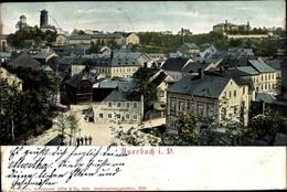 Cp Auerbach Im Vogtland, Stadtbild - Deutschland