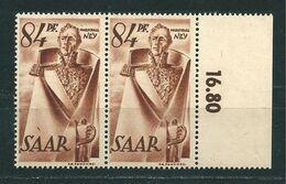 Saar MiNr. 224 I **  (sab28) - 1947-56 Occupation Alliée