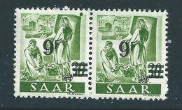 Saar MiNr. 234 ** Abart   (sab30) - 1947-56 Occupation Alliée