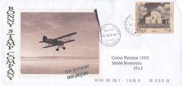 Repubblica Italiana, 2007 - €2,80 Basilica Di San Vincenzo In Galliano, Su Busta - Nr.3028 Usato° - 2001-10: Marcophilia