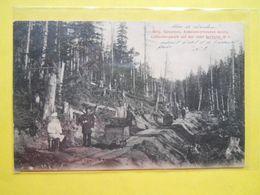 Russie ,Sachalin ,travaux Forcés ,mines De Charbon - Russia