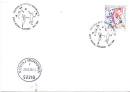 ROVIGNO  HANDBALL WIEN 1998 FANTASTIC   COVER (AGO200159) - Handball