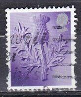 Scozia, 2003 - 3p Thistle - Nr.22 Usato° - Regionali