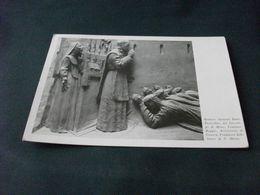 SCULTORE ANTONIO BERTI PARTICOLARE DEL SARCOFAGO DO MONS. TOMMASO REGGIO ARCIVESCOVO DI GENOVA FONDATORE SUORE S. MARTA - Sculptures