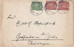 POLOGNE LETTRE DE JABLONNAK - Storia Postale