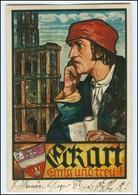 XX10744/ V.K.D. St. Eckart, Köln  Studentika 1931 AK  - Postkaarten